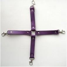 690ш) Е/ФИКСАТОР цвет фиолетовый, (PVC)