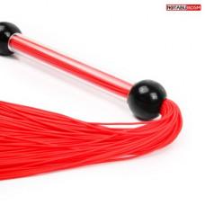 617ш) ПЛЁТКА L ручки 140 мм, L хвоста 250 мм, цвет красный