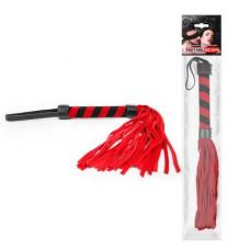 639ш) ПЛЁТКА L ручки 155 мм, L хвоста 230 мм, цвет красный