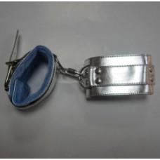 643к)Оковы на ноги серебро