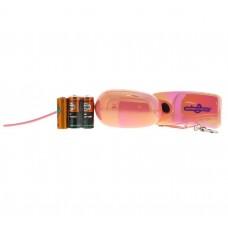 29к) Стимулятор клитора на ремешках, вибро- дистанционно.