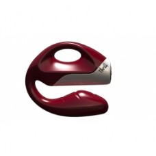 55кш) К/Вибратор We-Vibe THRILL-RED Ruby-красный