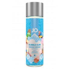 """192ш) Вкусовой любрикант на водной основе Candy Shop """"Бабл Гам"""" (Bubblegum) - 60 мл."""