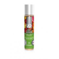 157кш) Ароматизированный лубрикант Тропический на водной основе JO Flavored Tropical Passion 1oz (30 мл)